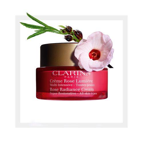 Multi-Intensive Crème Rose Lumière - Toutes peaux