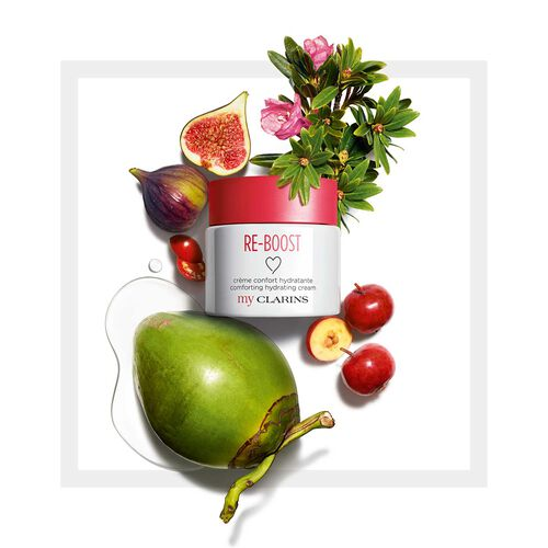 My Clarins RE-BOOST crème confort hydratante