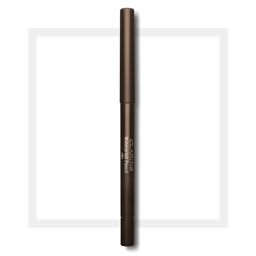 Waterproof Eye Pencil 02 Brown Retail