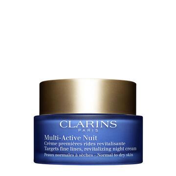 Multi-Active Nuit Confort Peaux normales à séches