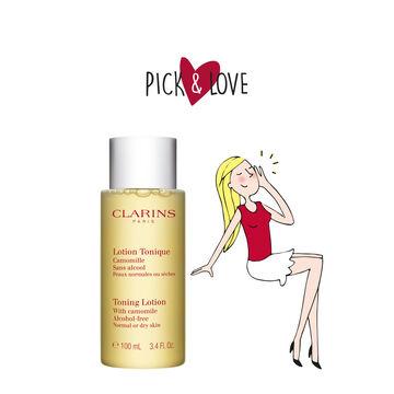Pick&Love Lotion Tonique Camomille