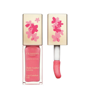 Collection Sakura Huile Confort Lèvres