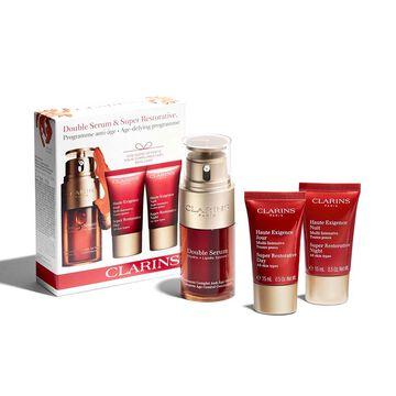 Double Serum & Multi-Intensive  Programme anti-âge