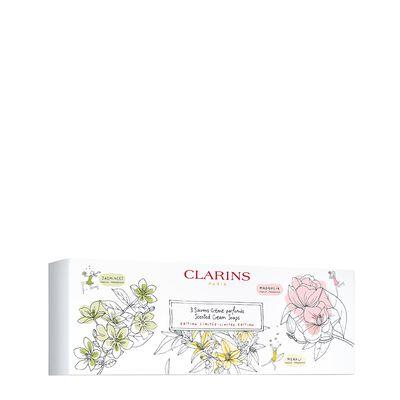 Coffret - 3Savons Crème parfumés Édition Limitée