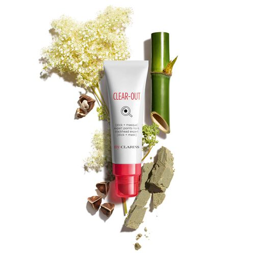 My Clarins CLEAR-OUT [stick + masque] Expert Points Noirs