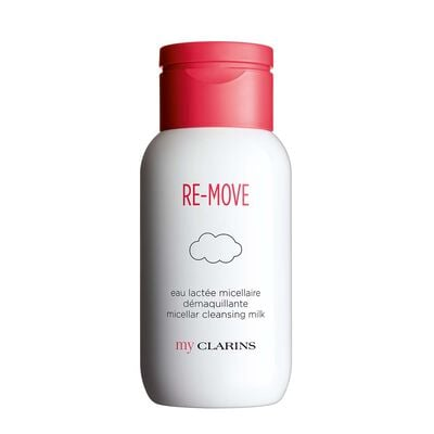 My Clarins RE-MOVE eau lactée micellaire