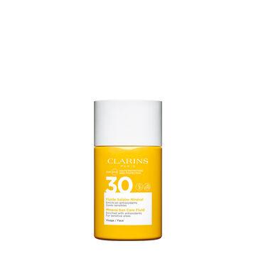 Fluide Solaire Minéral Visage UVA/UVB 30