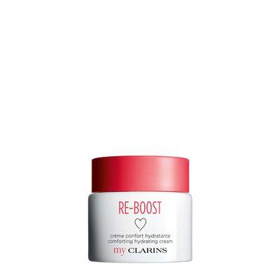 My Clarins RE-BOOST crème confort hydratante