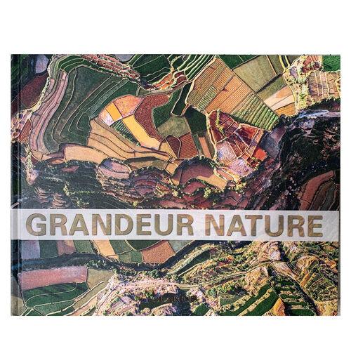 """Livre d'exposition """"Grandeur Nature"""""""