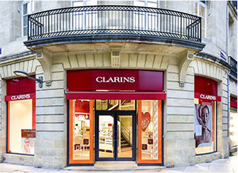 Boutique Clarins Bordeaux