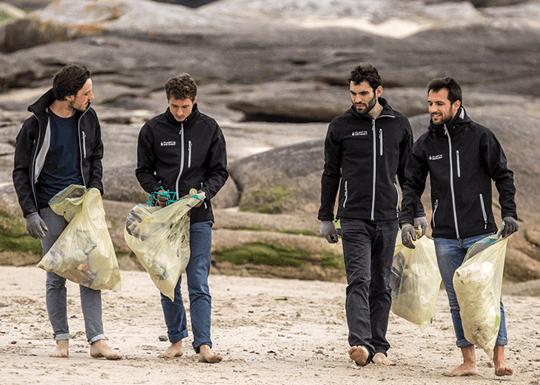Plastic Odyssey pour mettre un terme à la pollution