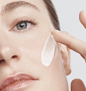 Mannequin application crème