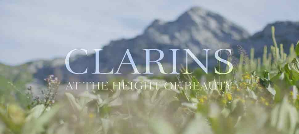 Vidéo Domaine Clarins