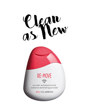 RE-MOVE poudre exfoliante