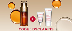 Double Serum Product Banner