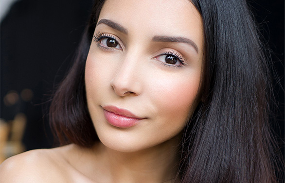The Sananas Make-up Look