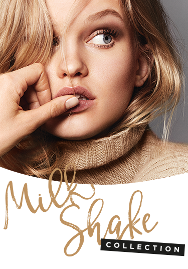Mannequin et logo Milk Shake Collection