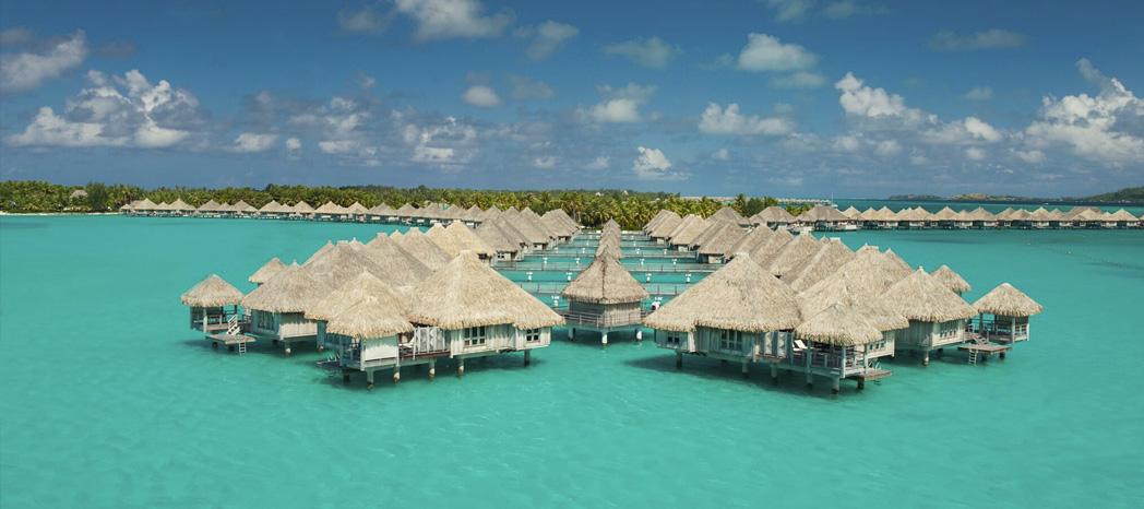 The St. Regis Bora Bora Resort - Spa By Clarins