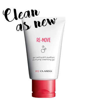 RE-MOVE gel nettoyant purifiant
