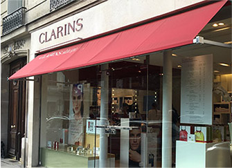 Boutique Clarins Paris 7ème