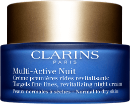 Crème de nuit Mutli-Active