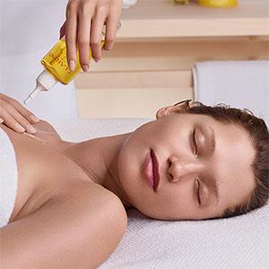 Massage Equilibre aux Huiles Essentielles