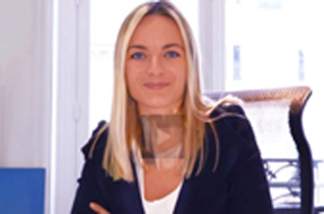 Virginie Courtin-Clarins, Interview entre mode et beauté