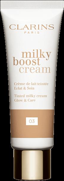 Packshot Milky Boost Cream