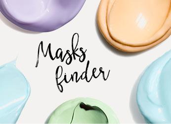 Textures Masques Clarins