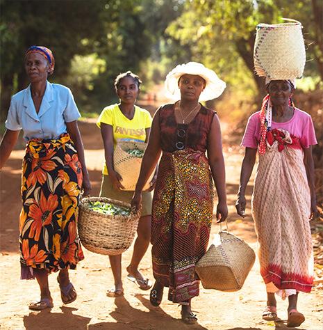 Photo de femmes portant des sacs