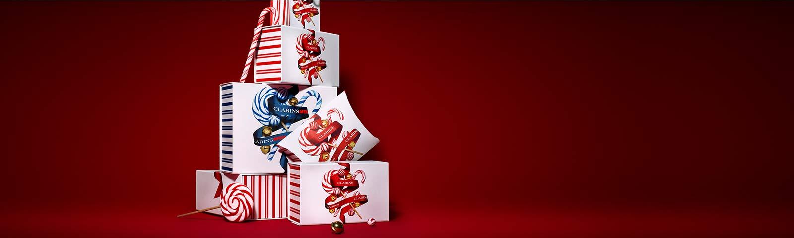 Boutique de Noël - Clarins