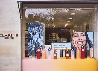 Boutique Clarins Paris 7ème
