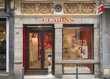 Clarins Skin Spa Lille