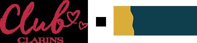 Logos Clarins x Hipli