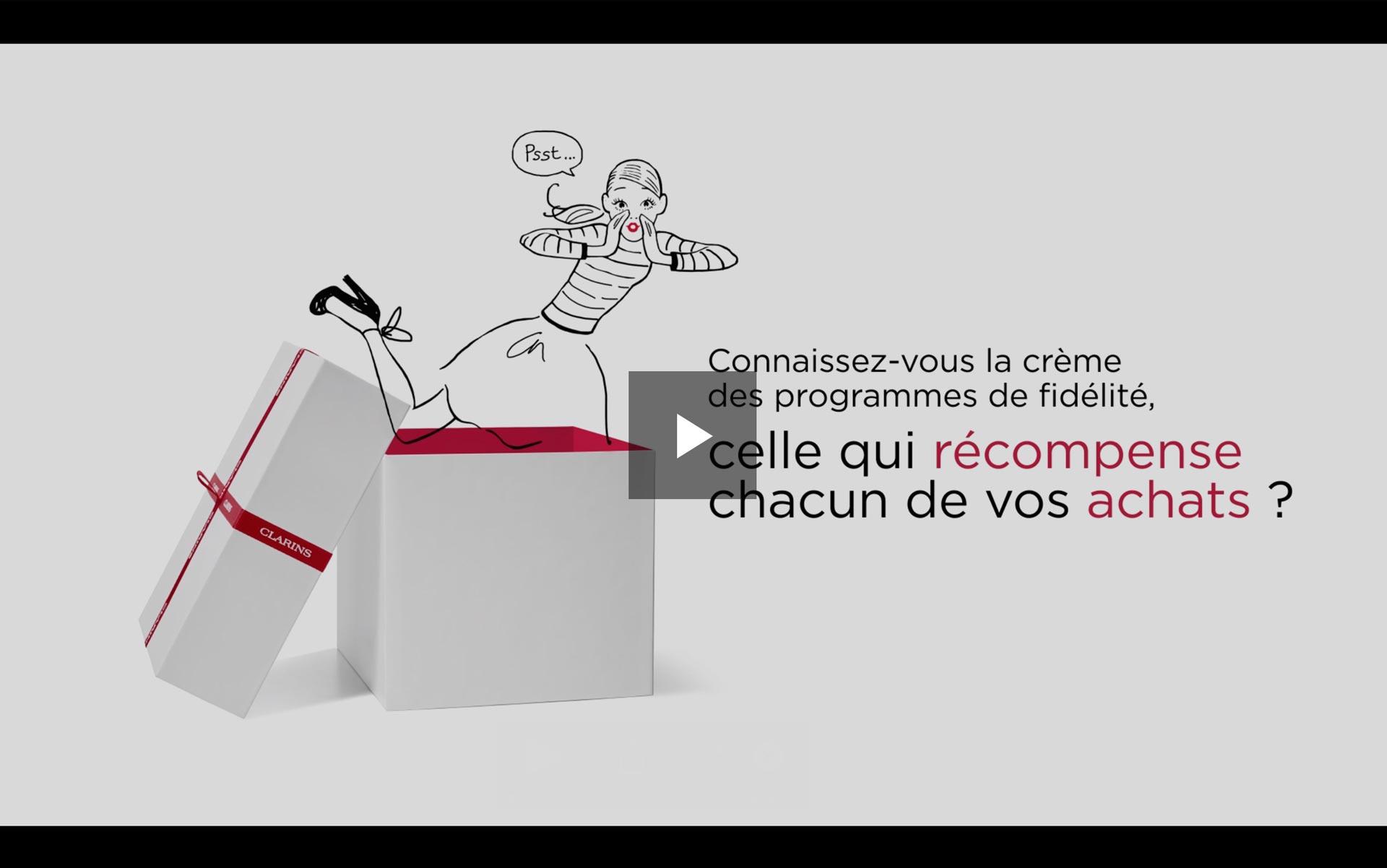 Vidéo Club Clarins