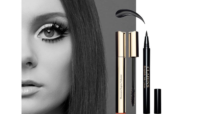 Et si vous tentiez l'eyeliner arty ?
