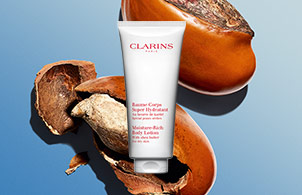 Baume Corps Super Hydratant - Clarins