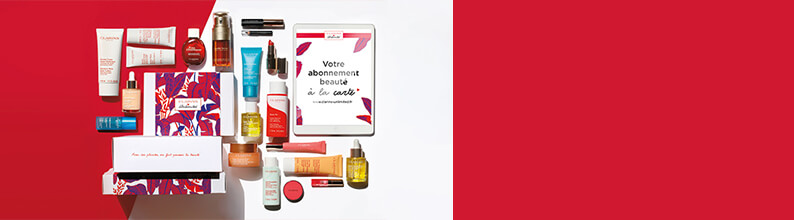 Abonnement Clarins Unlimited - Clarins
