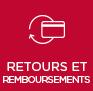 Retours & remboursements