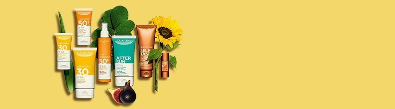 Soins Solaires  - Clarins