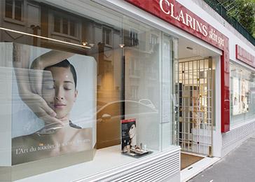 Clarins Skin Spa Neuilly-Sur-Seine