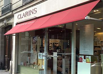 Clarins Skin Spa Babylone