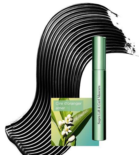 Supra Lift & Curl Mascara - Clarins